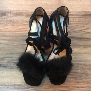 Betsey Johnson shoes!